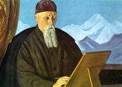 Nikolai Roerichi autoportree
