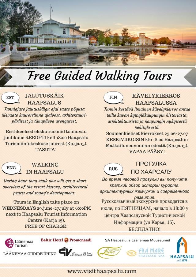 Free Guided Walking Tours! (4)